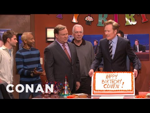 Conan's Birthday Flashback - CONAN on TBS