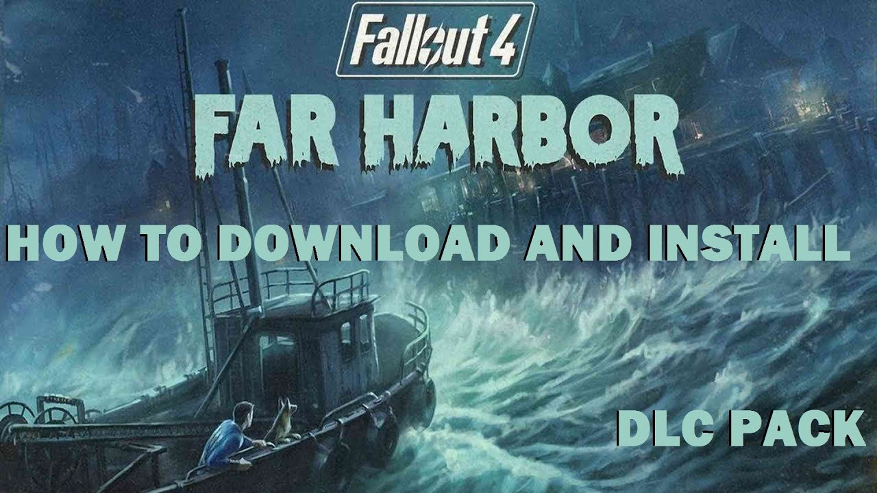 how to download fallout 4 dlc