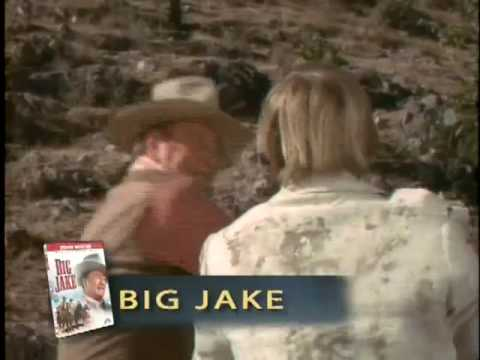 Paramount John Wayne DVD Collection promo