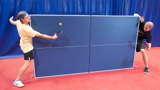 Sideways Ping Pong