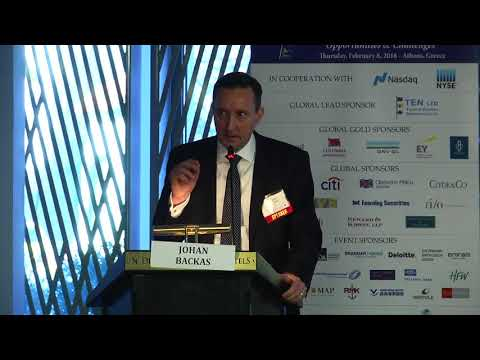 2018 9th Annual Greek Shipping Forum - Marine Digitalization and the Future of Risk