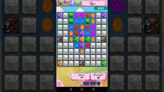 Candy Crush Saga level 232 NO BOOSTERS