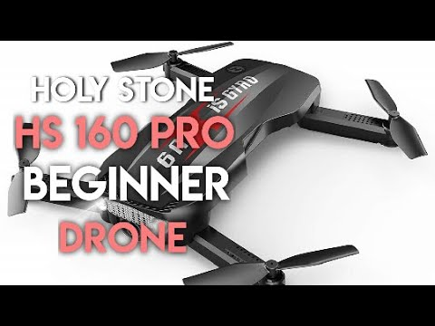 Holy Stone HS160 Pro Drone Unboxing & Review Part 1