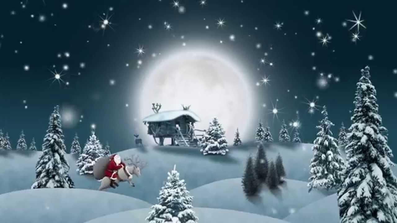 Wallpapers Of Snow Fall Зимняя новогодняя заставка в After Effects Winter Intro