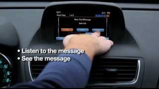 How-To Text Message with Buick Encore IntelliLink