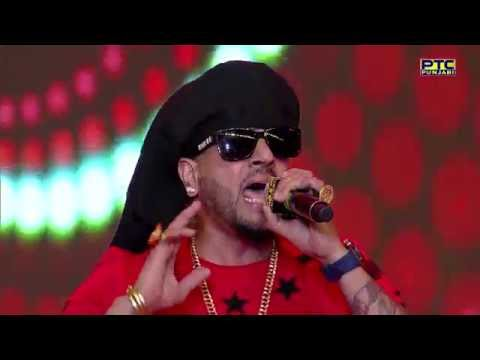 JAZZY B Performing LIVE at PTC Punjabi Music Awards 2016 | Biggest Celebration | PTC Punjabi