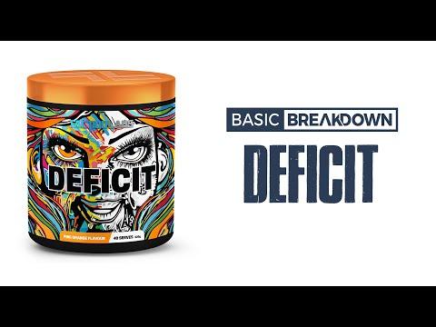 Faction Labs Deficit Fat Burner Supplement Review | Basic Breakdown