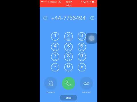 free International unlimited call No credit (ios)