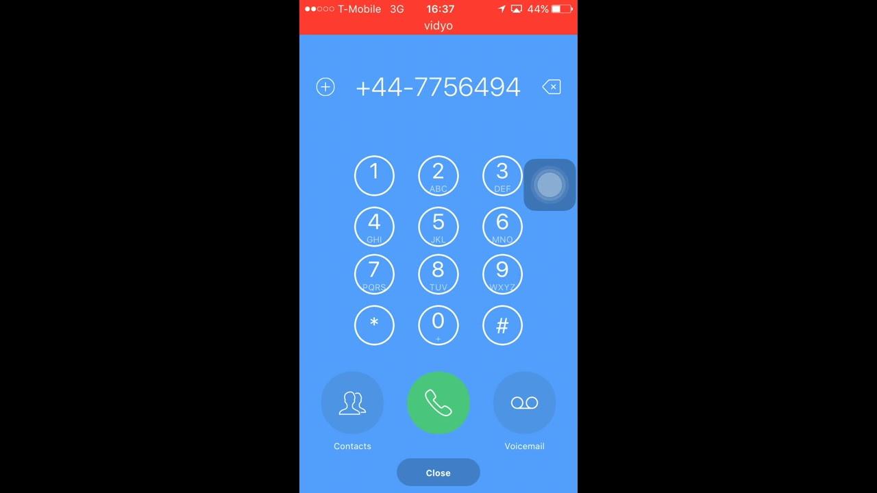 free International unlimited call No credit (ios)