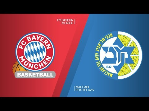 FC Bayern Munich - Maccabi FOX Tel Aviv Highlights | Turkish Airlines EuroLeague RS Round 25