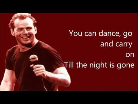 Bruce willis Save The Last Dance For Me  Lyrics