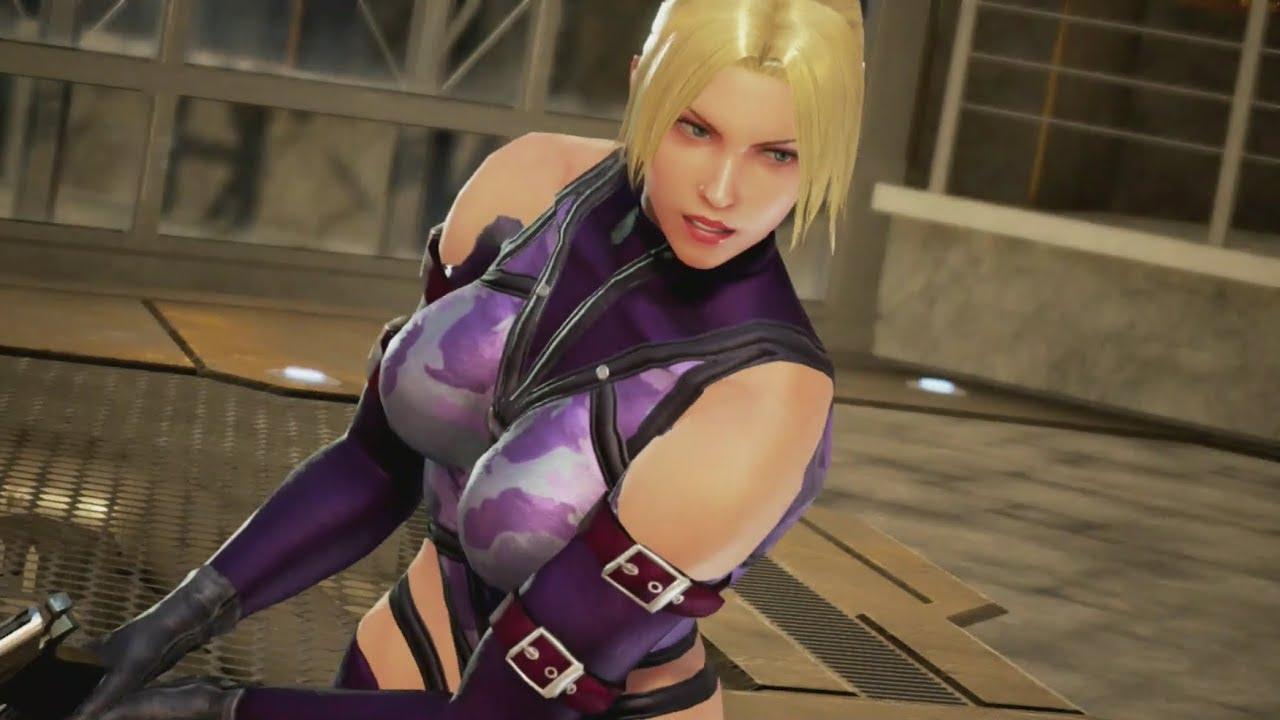 Tekken 7 Nina Williams Arcade Mode Playthrough Ultra Hard Youtube