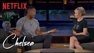 Michael Strahan Reveals He Doesn't Miss His Old Gig | Chelsea | Netflix