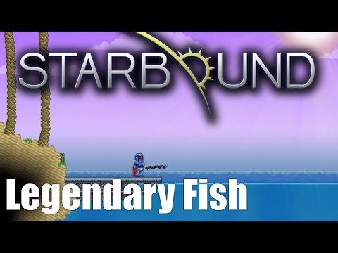 Starbound Legendary Fish