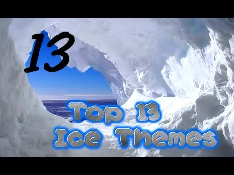 Top 13 Ice Level/World Themes