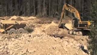 Gold mining equipment for sale - mining spread