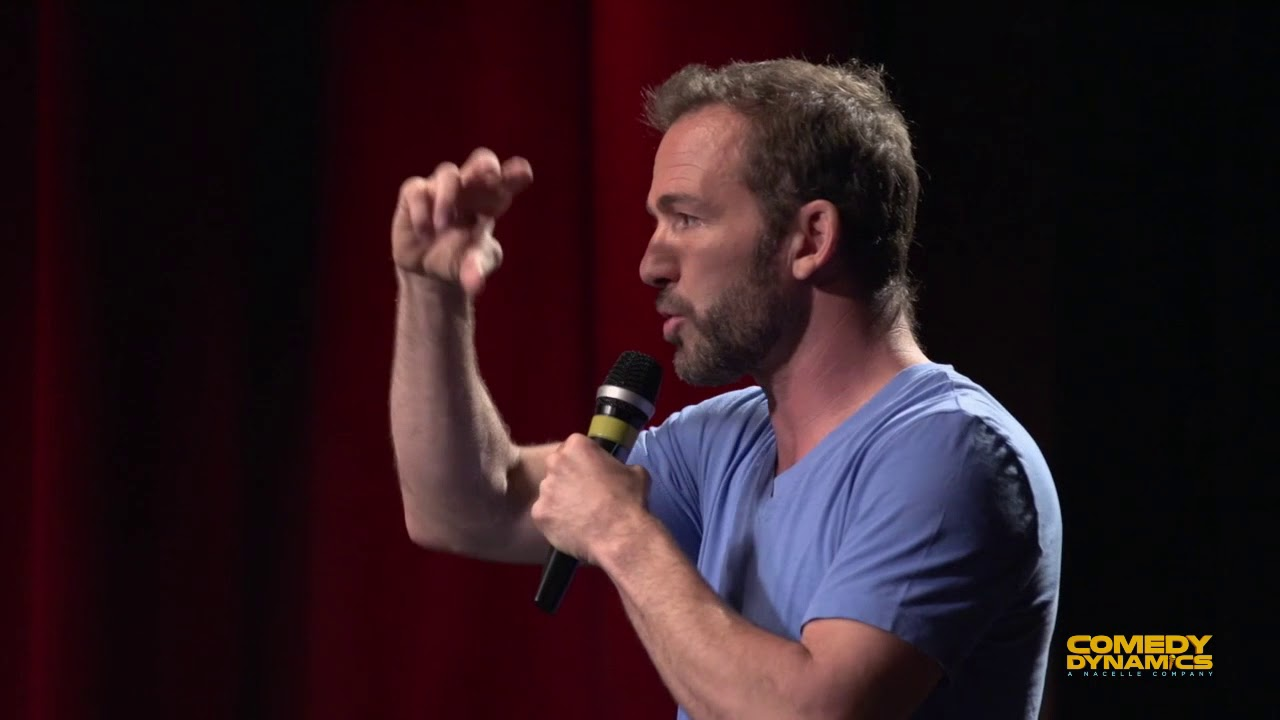 Bryan Callen Never Grow Up Good Person Youtube