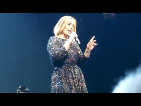 Adele - Rolling in the Deep - Encore Finale (Vancouver July 21, 2016)