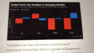 Hedge funds leave emerging market but Latin America currency strengthen