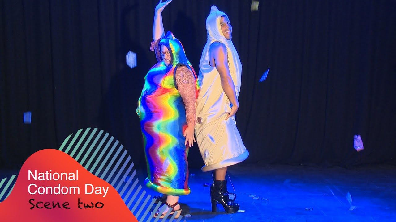 National Condom Day Promo Clip - Scene Two