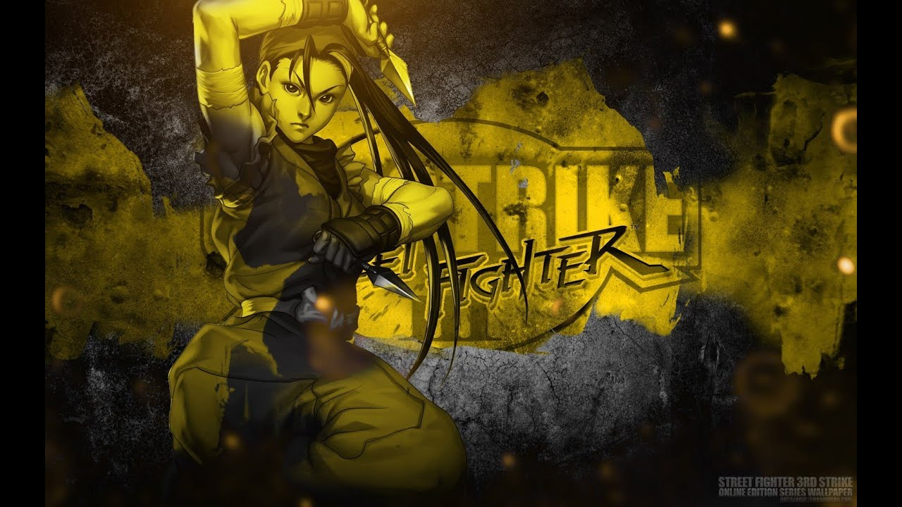 Street Fighter Iii 3rd Strike Online Edition Ibuki Ranked