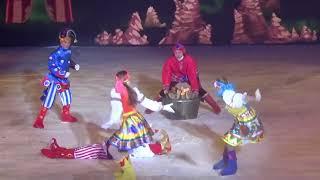 Царевна-Лягушка(#МосковскиеСезоны,Ледяной театр,4.1.19)