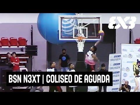 LIVE 🔴 - BSN N3XT - Coliseo de Aguada - Final - Aguada, Puerto Rico
