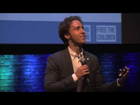 Shifting the World from Me to We | Craig Kielburger | Walrus Talks ...