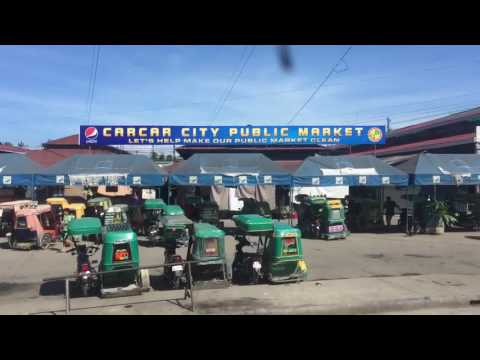 "Cebu City to Negros Oriental by Bus [""land trip""] in 12 Minutes - Philippines"