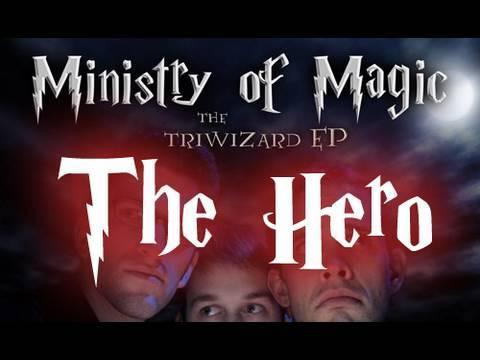 Ministry of Magic - The Hero (with lyrics)