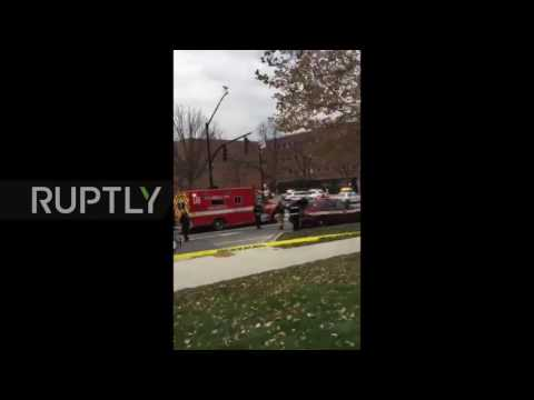 Ohio assailant dead following attack at university campus, 8+ injured