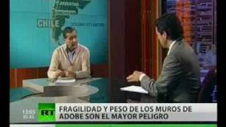 Terremoto en Chile: Ultimas noticias