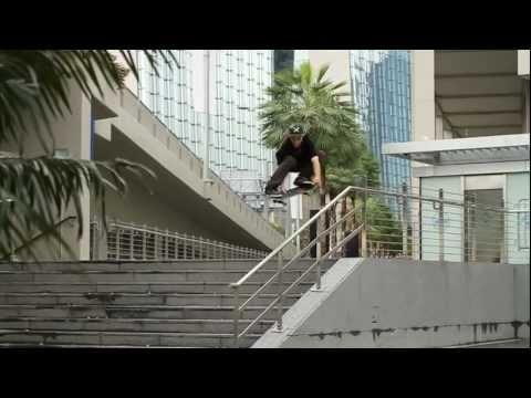 Singapore Skate Tour - Volcom Spain