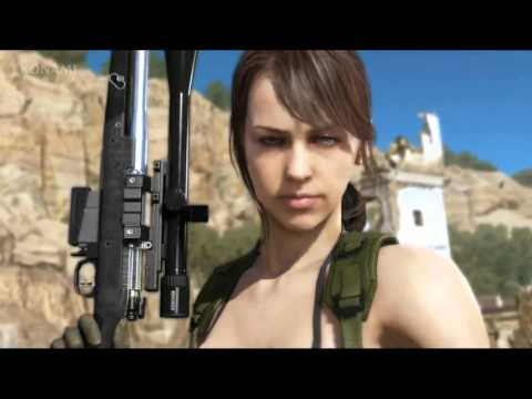 Quiet's Theme (No lyrics/voice)