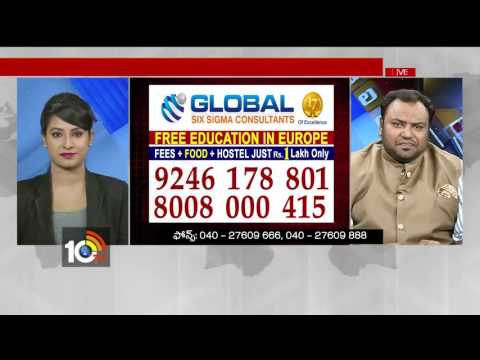 Global Six Sigma Consultants  Free Education in Europe