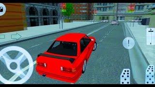 Машинки. Мультик для Детей. Водитель БМВ. Симулятор Вождения. Car Simulator