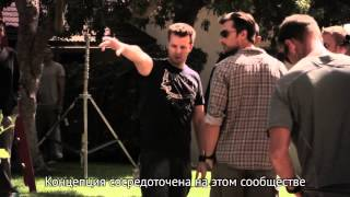 Medal of Honor: Warfighter - Второе видео о съёмках клипа Linkin Park (RUS)