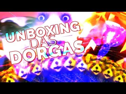 Unboxing Das Dorgas - Treta News Roubei a China