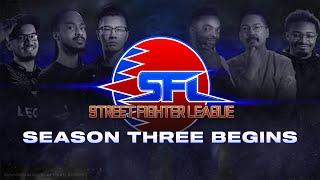 Street Fighter League Season 3 Trailer (2020)