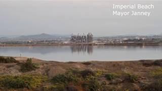 Power Plant Implodes