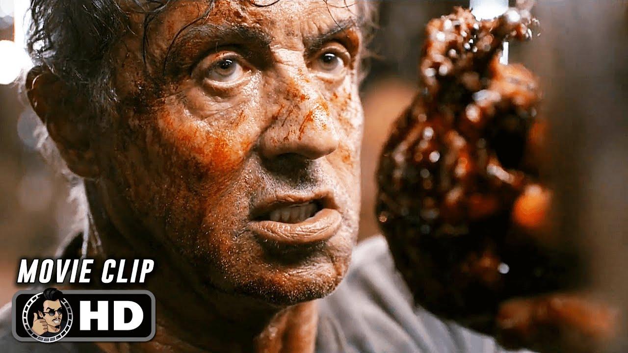 """Download RAMBO: LAST BLOOD Clip - """"Rambo Kills Hugo"""" (2019)"""