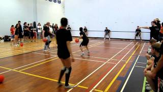 021. S12 Monday Playoffs VDL - My Little Powny (W) vs. Projectile Dysfunction Game 4