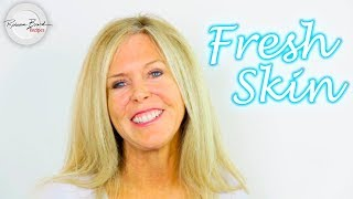 New Beauty Cream and Supplements, BEFORE AND AFTER FOOTAGE