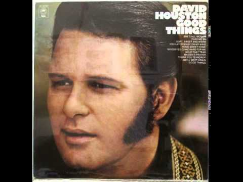 David Houston - Good Things