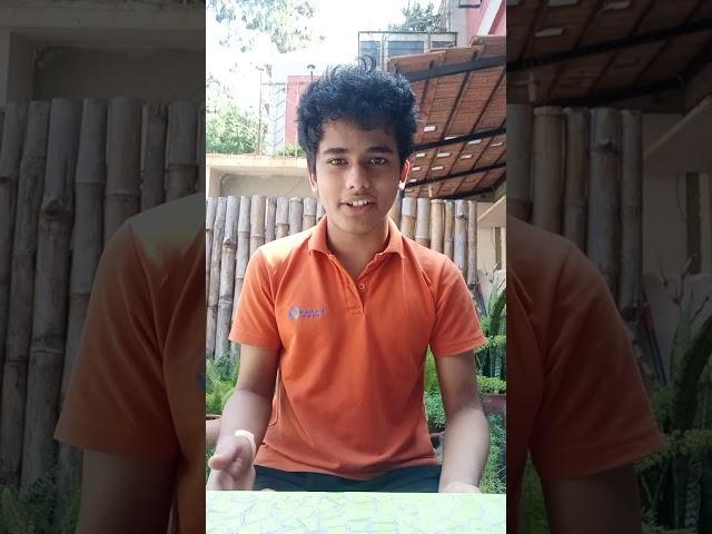 Student's Testimonial - Anvay Das