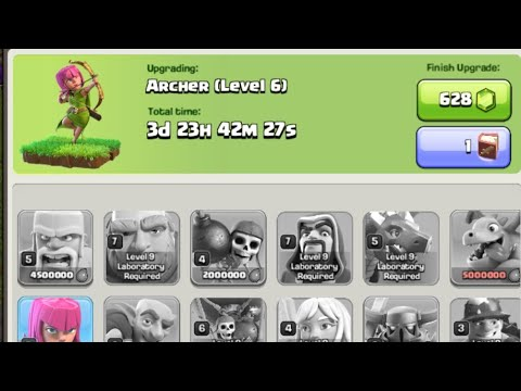 USING BOOK OF FIGHTING|| CLASH OF CLANS