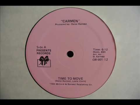 Carmen - Time To Move (1984)