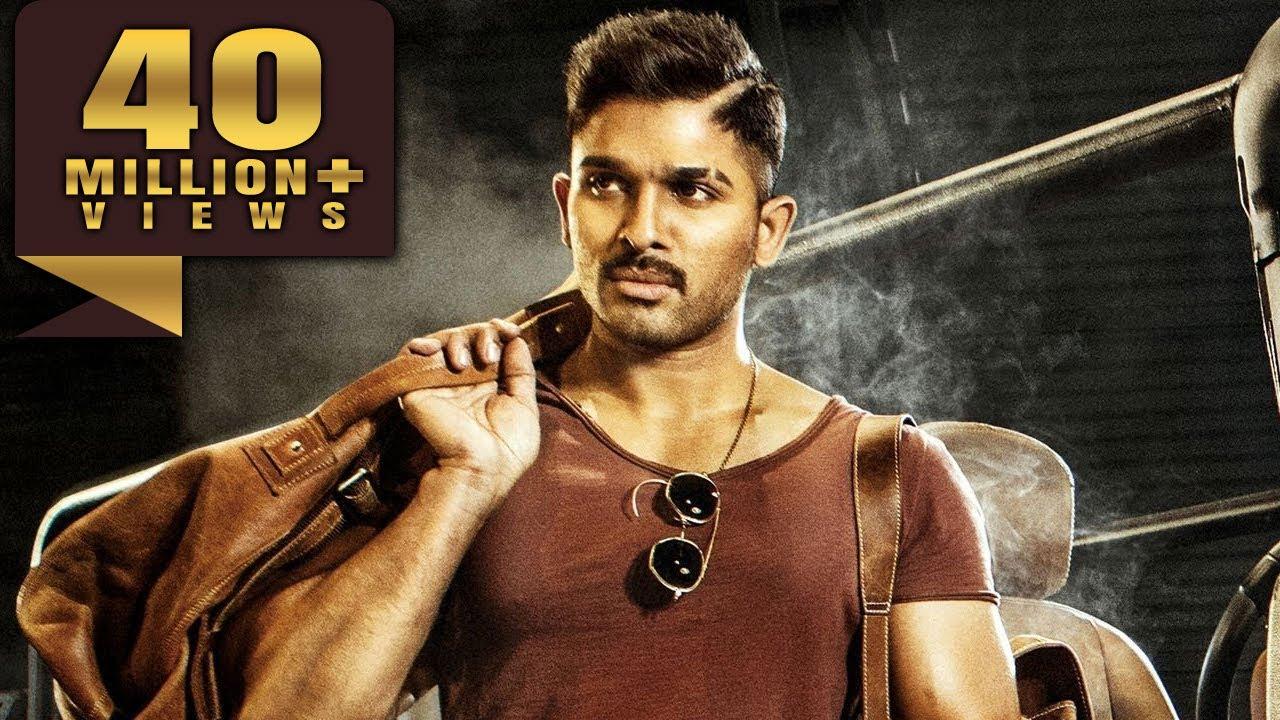 Download Dum (Happy) - Allu Arjun Blockbuster Hindi Dubbed Movie l South Superhit Movie