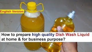 Download Video Dish Wash Liquid Making Formula - Quick & Easy Steps MP3 3GP MP4