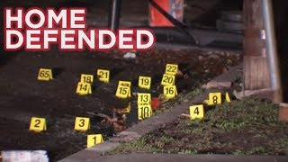 Homeowner Shoots FIVE Suspected Home Invaders